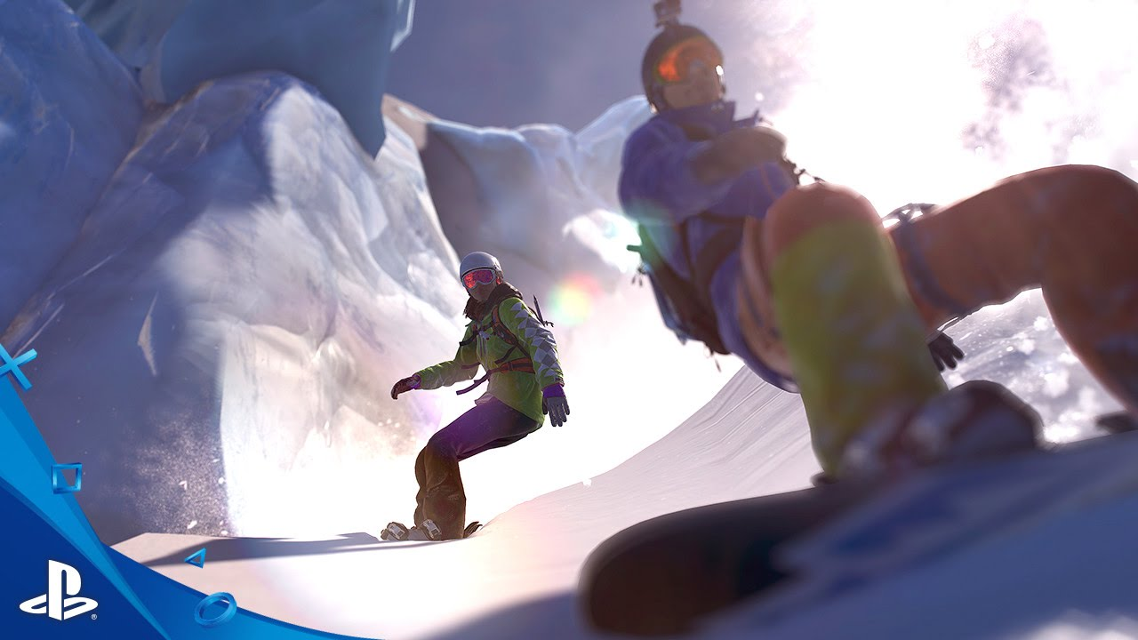 Steep - Bande-annonce Gamescom 2016 | PS4
