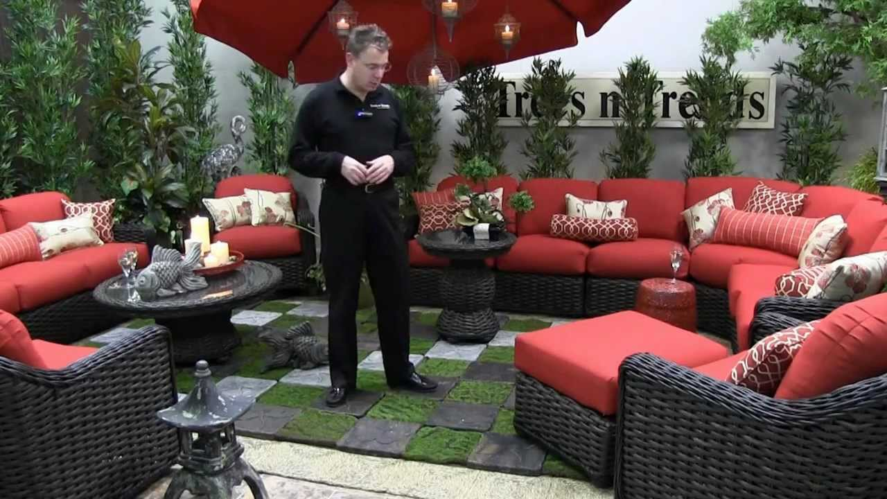 Lane Venture South Hampton Outdoor Furniture Overview