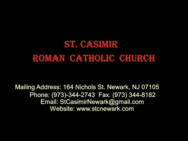 Holy Mass, July 11, 2021