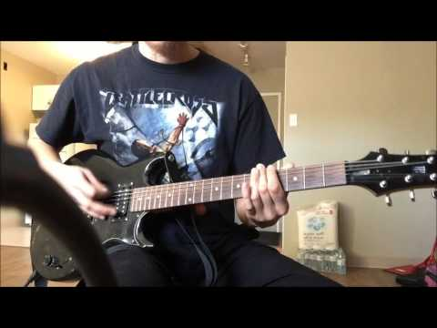 Everytime I die - Godspeed us to sea. Play along/cover mp3