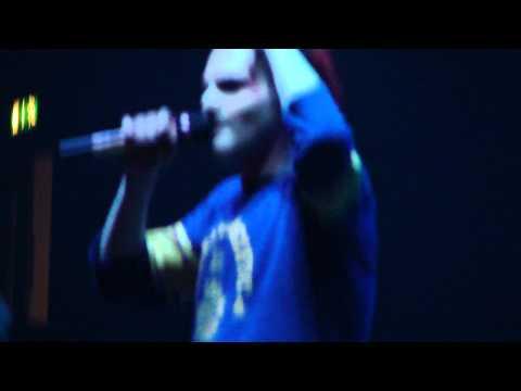My Chemical Romance, Gerard talking - Wembley Arena