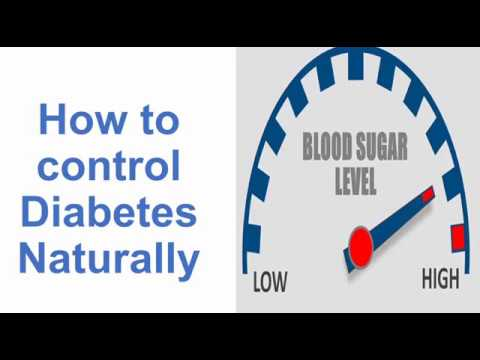 Permanent Cure For Diabetes Naturally