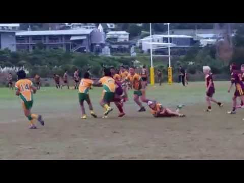 Waitemata Rebelz vs Hibiscus Coast 21 June 14