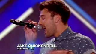The X Factor UK 2012 - Jake Quickenden's audition