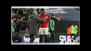 ¡Puuuuum! En Inglaterra reportan rota la relación Mourinho-Pogba