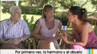 Interview with Rafa's sister and grandfather
