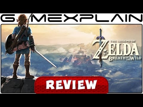 The Legend of Zelda: Breath of the Wild - REVIEW (No Story Spoilers! - Nintendo Switch)