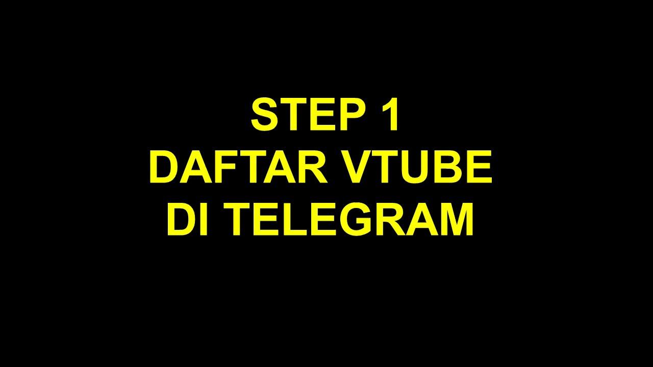 DAFTAR VTUBE DI TELEGRAM