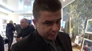 Песковские чтения 2017 - Интервью внука Василия Пескова