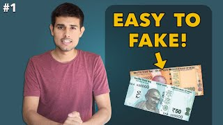 New ₹200 Currency Note Easier to Fake! | Ep. 1 The Dhruv Rathee Show [Money & Inequality]