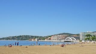 Sainte-Maxime, Côte d'Azur - Golfe de Saint-Tropez,  La Ville de Sainte-Maxime
