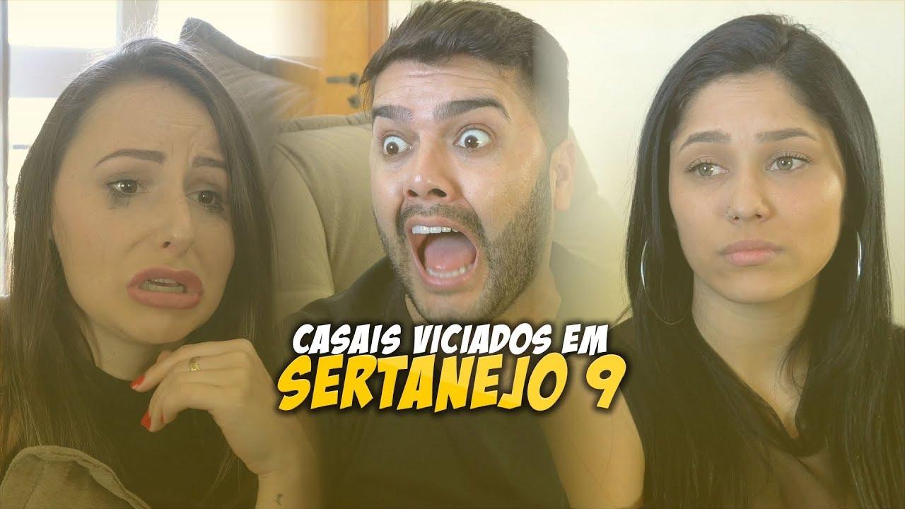 CASAIS VICIADOS EM SERTANEJO 9