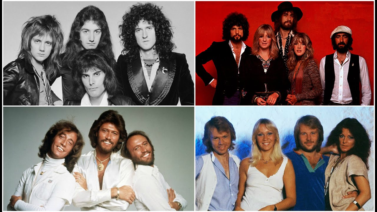 The 100 most iconic songs of the 70s