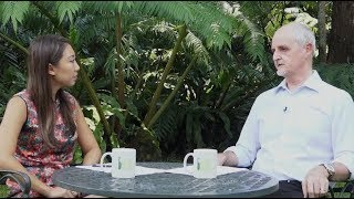In conversation with Robert Nasi, Director General of CIFOR (full interview)