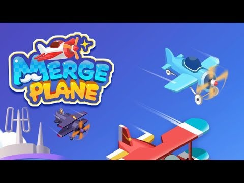Download Merge Plane - Click & Idle Tycoon (MOD, Unlimited