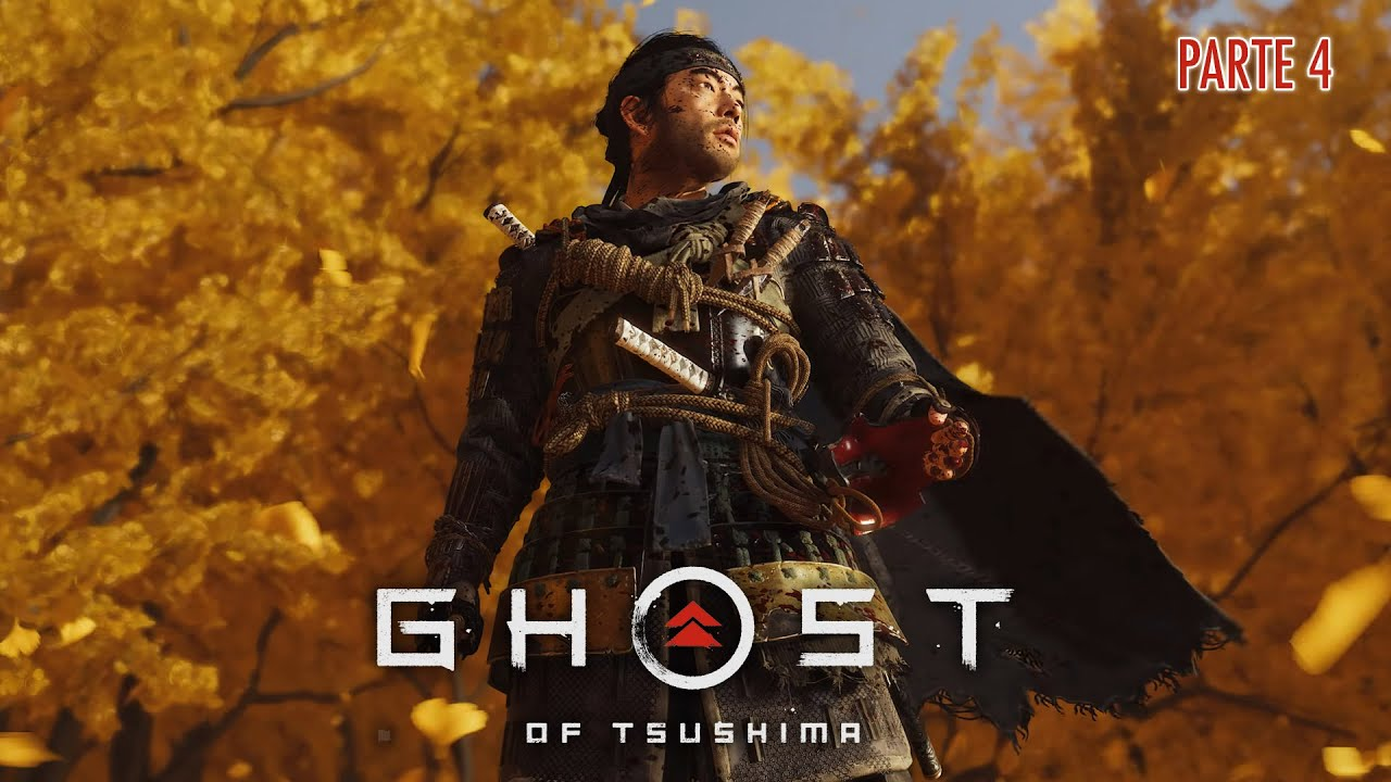 Ghost of Tsushima Gameplay Español Parte 4