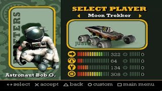 Vigilante 8 2nd Offense | Moon Trekker Quest