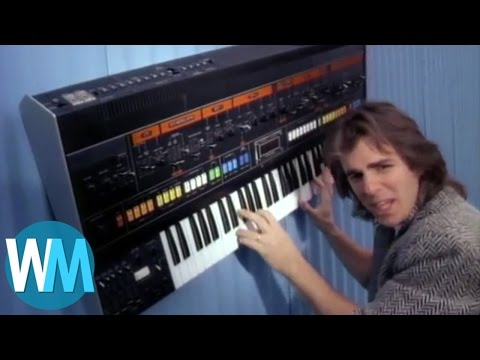 Top 10 Greatest Keyboard Riffs in Rock