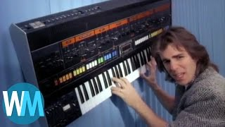 Top 10 Memorable Keyboard and Synth Parts in Rock