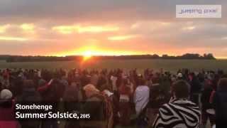 Stonehenge, Summer Solstice 2015 (Waiting for the Sunrise)