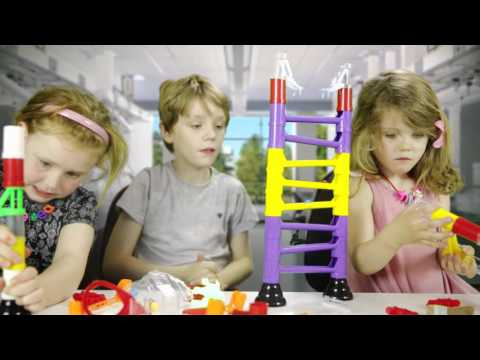 Kids Toy Testers - Marble Run