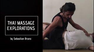 ThaiVedic- Thai Massage explorations