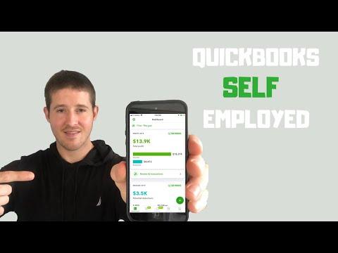QuickBooks Self Employed App Explained (5 Minute Tutorial)