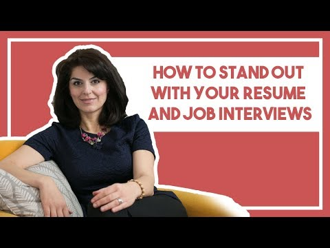 How To Stand Out During The Interviewing Process