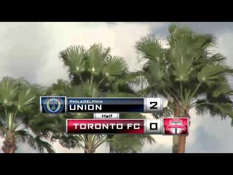 Disney Pro Soccer Classic: Philadelphia Union vs Toronto FC - LIVE