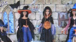 Updates! New Barbie Witch Series