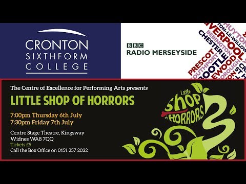 The Centre of Excellence for Performing Arts on BBC Radio Merseyside