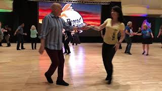 West Coast Swing Social Dancing - Salt Lake City