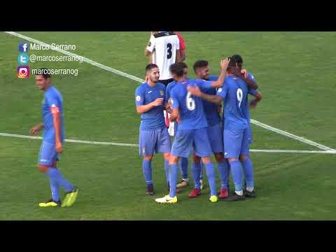 CF Fuenlabrada 5-1 Salamanca CF UDS