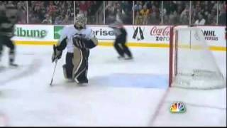 Cal Clutterbuck Bardown Shorthanded Goal (October 18 2011).mp4