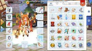 Ragnarok Mobile: THE STUDY OF COLUCEO HEAL (0 Base INT? No Problem!)
