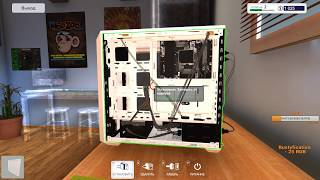 Dozkoz и PC Building Simulator. 1 стрим (2 часть).