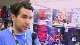 Hascon   John Warden on Power of the Primes Optimus Prime