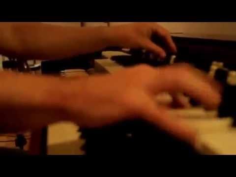 Sanguine Hum - From the Ground Up (Hammond Session)
