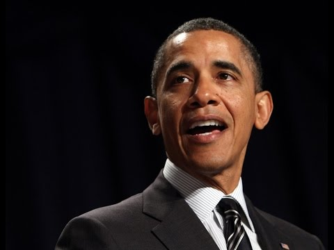 Obama speaks at poverty summit at Georgetown