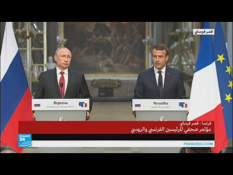 ماذا قال الرئيس الفرنسي إيمانويل ماكرون عن سوريا؟  - نشر قبل 2 ساعة