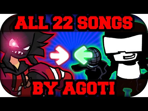 Download ❚Playable AGOTI❙AGOTI Sings All Songs ❰Friday Night Funkin'❙Vocals By Me❱❚