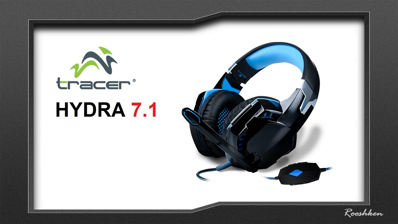 929525b44 Tracer Hydra 7.1 - Test headset na USB - YouTube