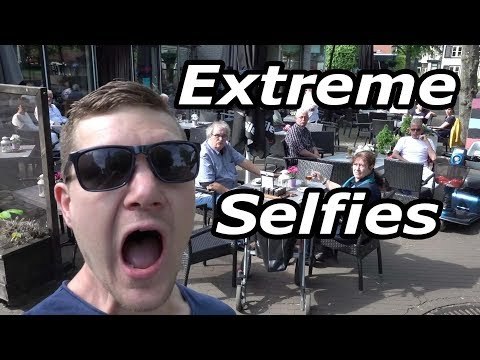 Extreme Selfies in Public - 3K Special