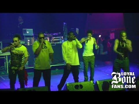 Bone Thugs - Home / I Tried / Coming Home (Live Performance)
