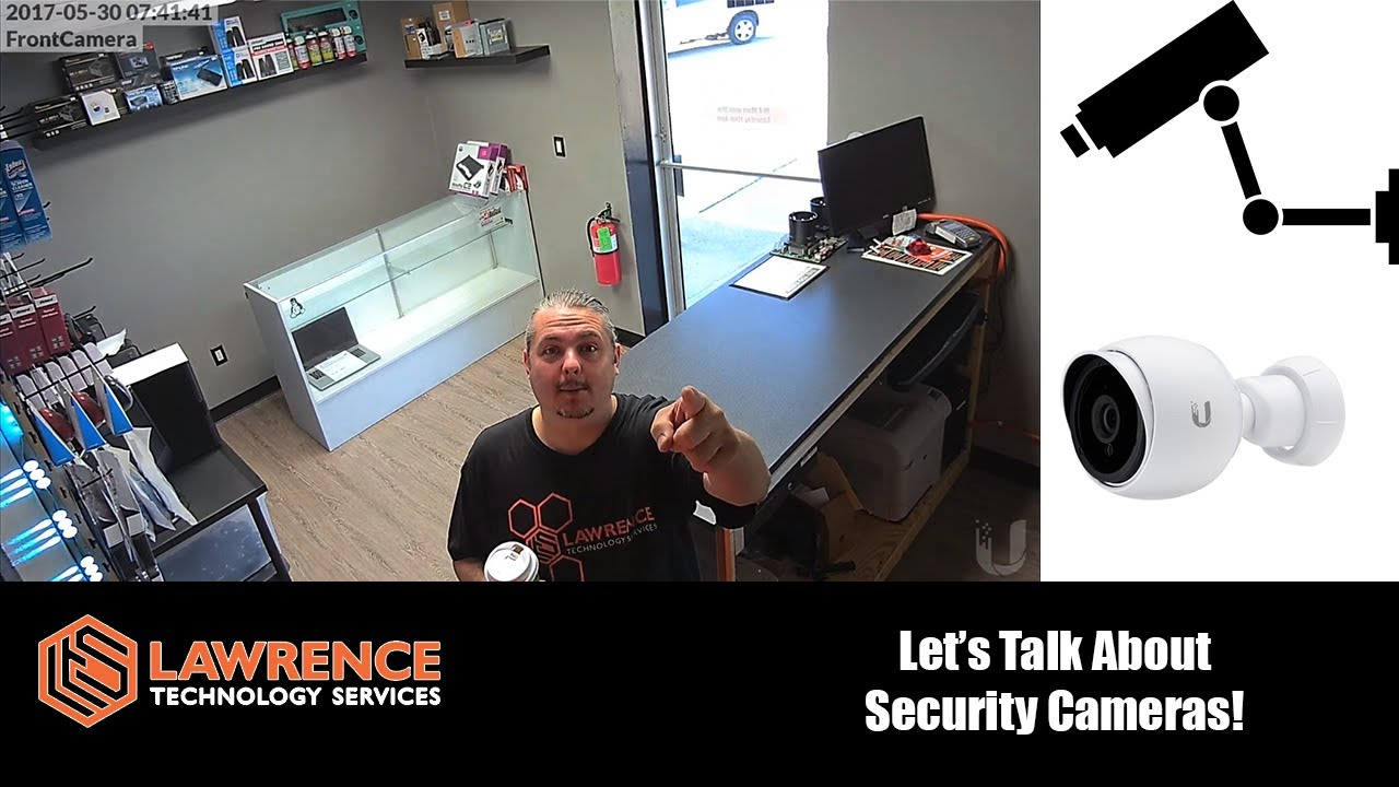 High Definition Security Camera Systems - Lawrence Technology