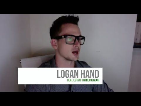 DS35 | 25 year old wholesaling 50 houses and flipping Apartment Buildings | Logan Hand