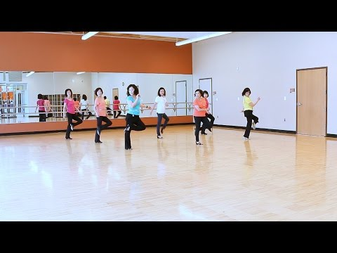 The Ghost Of You - Line Dance (Dance & Teach)
