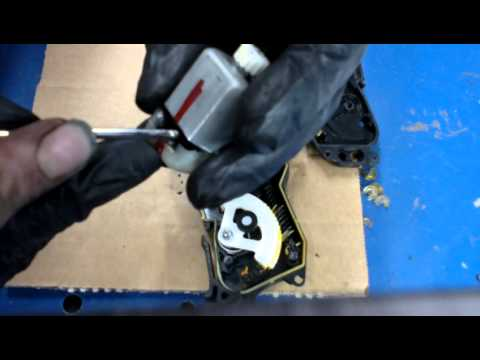 Ford door lock actuator cheap fix DIY F150MOV  YouTube