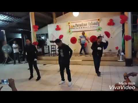 Paradise NEW PEPP dancer March 13 2018