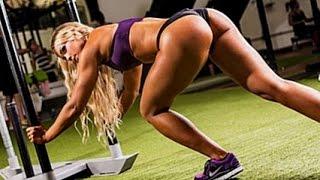 Bikini Fitness Model Workout Compilation! + Motivatio 2016